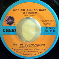 11th Commandmet - Why are you so hard to forget (Chess)