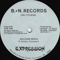 Expression  ‎– Release