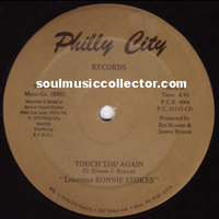 Loveman Ronnie Stokes - Touch you again (Philly City)