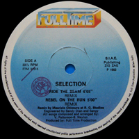 Selection ‎– Rebel On The Run (Remix)