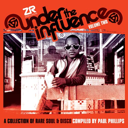 Under The Influence Vol.2 compiled by Paul Phillips [Z Records]