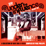 Under The Influence Vol Two by Paul Phillips